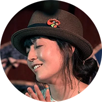 Haruna  英語教師